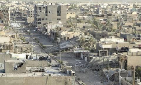 Ιράκ: Σχεδόν 5.700 κτίρια στο Ραμάντι έχουν υποστεί μερική ή ολοσχερή καταστροφή!