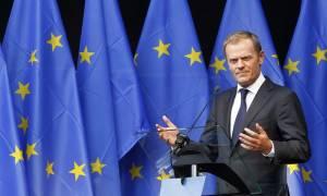 Τουσκ: Ο κίνδυνος διάλυσης της Ευρωπαϊκής Ένωσης είναι «αληθινός»