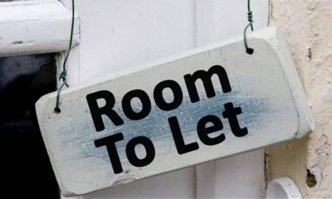 Το μακρύ χέρι της εφορίας αγγίζει τώρα και τα... rooms to let