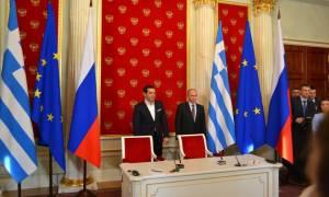 Aποκλειστικό: Ο Τσίπρας παρακαλάει τον Πούτιν να έρθει στην Ελλάδα το Πάσχα!