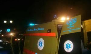 Τραγωδία στη Θεσσαλονίκη: Νεκρή μία οδηγός μετά από σύγκρουση με φορτηγό