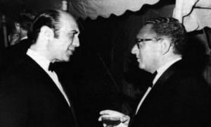 Πέθανε ο Ηλίας Δημητρακόπουλος, ο δημοσιογράφος που ξεσκέπασε Κίσινγκερ και Νίξον