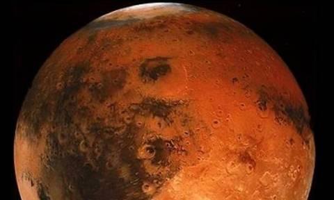 Εντυπωσιακό! Αυτός είναι ο πρώτος ψηφιακός χάρτης του πλανήτη Άρη (pic)