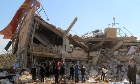 Συρία: 25 οι νεκροί από τον βομβαρδισμό του νοσοκομείου των Γιατρών χωρίς Σύνορα