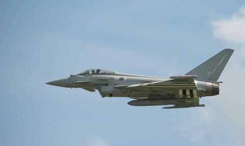 Βρετανικά μαχητικά αναχαίτισαν ρωσικά βομβαρδιστικά