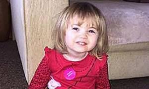 Σοκάρει η φωτογραφία 2χρονης που έχασε τη ζωή της από μηνιγγίτιδα Β