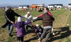Τελεσίγραφο της Κεντρικής Ευρώπης στην Τουρκία για τις προσφυγικές ροές