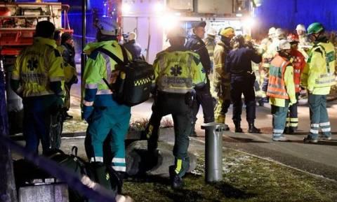 Σουηδία: Έκρηξη σε κτίριο όπου στεγάζεται τουρκικό πολιτιστικό κέντρο στη Στοκχόλμη