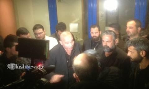 Ηράκλειο Κρήτης: Αγρότες προπηλάκισαν τον Γιάννη Μιχελογιαννάκη
