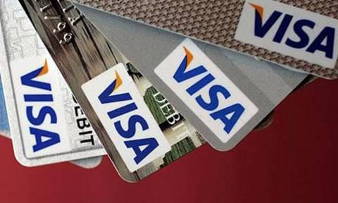 Αύξηση 265% στη χρήση χρεωστικών καρτών το 2015