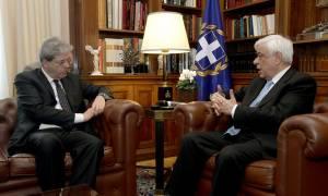 Παυλόπουλος: Επιτέλους η ΕΕ αντιλαμβάνεται ότι το κέντρο βάρους δεν είναι το νόμισμα αλλά ο άνθρωπος