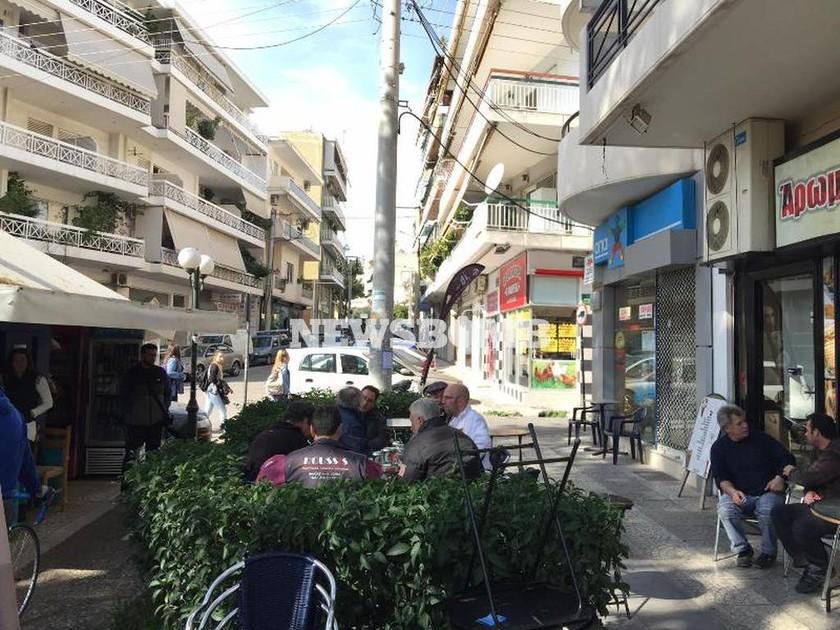 Παντελής Παντελίδης: «Έφυγε ο άγγελος της γειτονιάς μας»