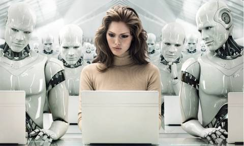 Τα ρομπότ θα αφήσουν τον μισό πλανήτη άνεργο έως το 2045 – Δείτε γιατί (vid)