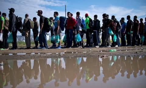 Συμφωνία Αυστρίας-Σλοβενίας-Σερβίας για καταγραφή προσφύγων στα Σκόπια