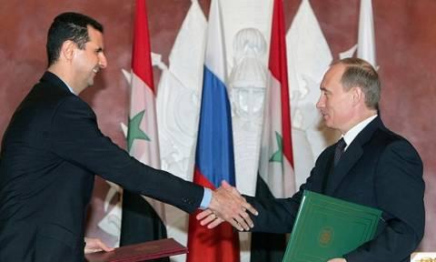Μόσχα για Άσαντ: Τρομακτικό να περιφρονεί το σχέδιο εκεχειρίας για τη Συρία