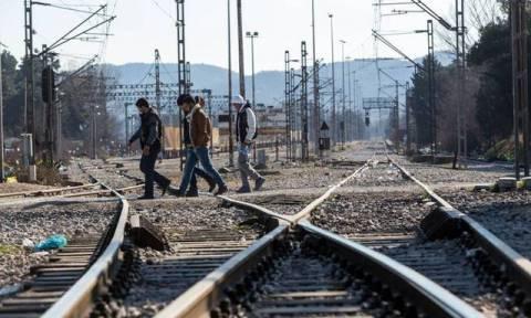 Αποκλειστικό: Φτάνουν στην Ειδομένη οι πρώτοι απεσταλμένοι της Frontex