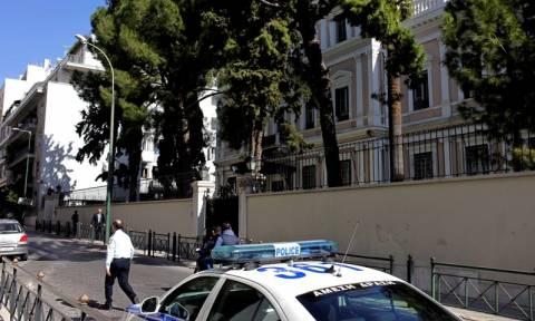 Τηλεφώνημα για βόμβα στην ιταλική πρεσβεία