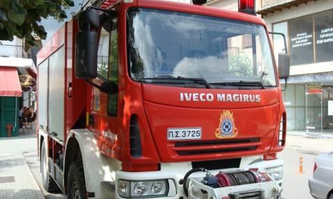 Ιεράπετρα: Κινδύνεψαν από φωτιά δύο μικρά παιδιά (vid)
