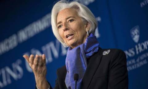 ΔΝΤ: Στο «τιμόνι» η Λαγκάρντ για δεύτερη - πενταετή - θητεία