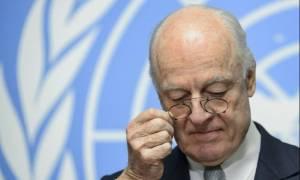 Αναβλήθηκαν επ' αόριστον οι ειρηνευτικές συνομιλίες για τη Συρία