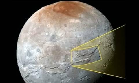 Χάρων: Το φεγγάρι του Πλούτωνα είχε κάποτε ωκεανό