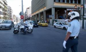 Κυκλοφοριακές ρυθμίσεις σήμερα στο Μαρούσι - Πώς θα διεξάγεται η κυκλοφορία
