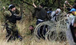 Σκόπια: Περισσότεροι από 700 Αφγανοί εγκλωβισμένοι στα σύνορα με την Σερβία