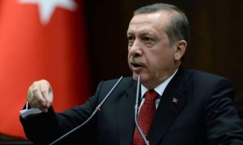 Ερντογάν: Οι βομβαρδισμοί κατά των Κούρδων είναι νόμιμη άμυνα
