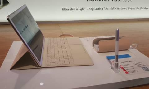 Τον δικό της «υβριδικό» υπολογιστή ανακοίνωσε η Huawei (pic)