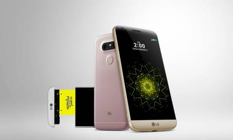 To νέο LG G5 είναι το πρώτο smartphone που αναβαθμίζεται με ειδικά modules (pics)