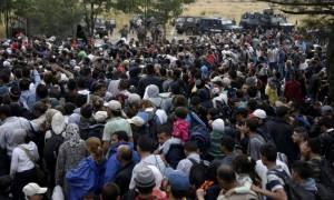 Τα Σκόπια έκλεισαν τα σύνορα - χιλιάδες εγκλωβισμένοι στην Ειδομένη