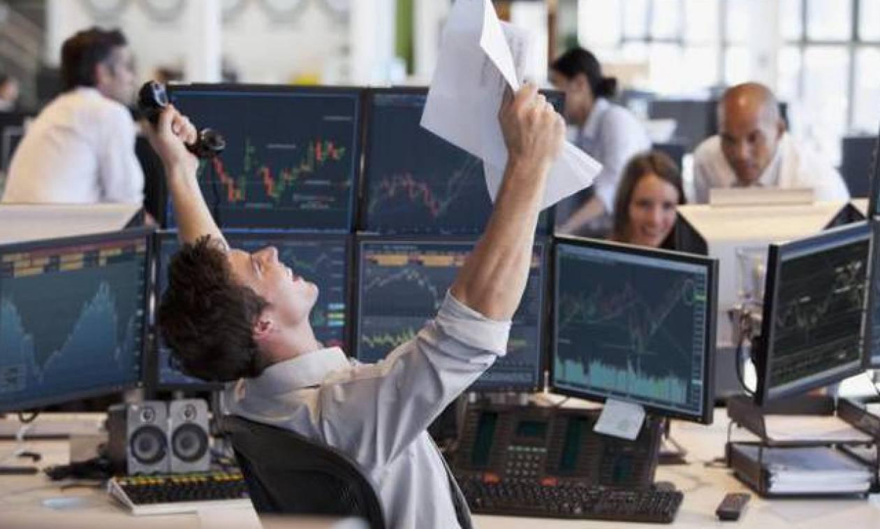 Χρηματιστήρια: Με κέρδη οι κυριότερες ευρωπαϊκές αγορές
