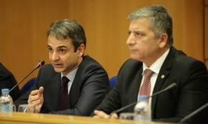 Βολές Μητσοτάκη εναντίον της κυβέρνησης για την τοπική αυτοδιοίκηση