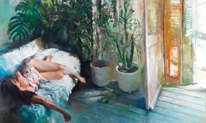 Έκθεση του ζωγράφου Χρήστου Παλλαντζά στην Γκαλερί Ευριπίδη