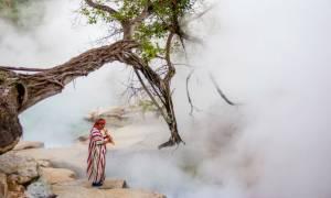 Ανακαλύφθηκε μυθικό ποτάμι που «βράζει» μέχρι θανάτου τα θύματά του! (videos+photos)