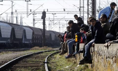Ειδομένη: Άνοιξε η σιδηροδρομική γραμμή - μεταφέρονται στην Αθήνα οι Αφγανοί