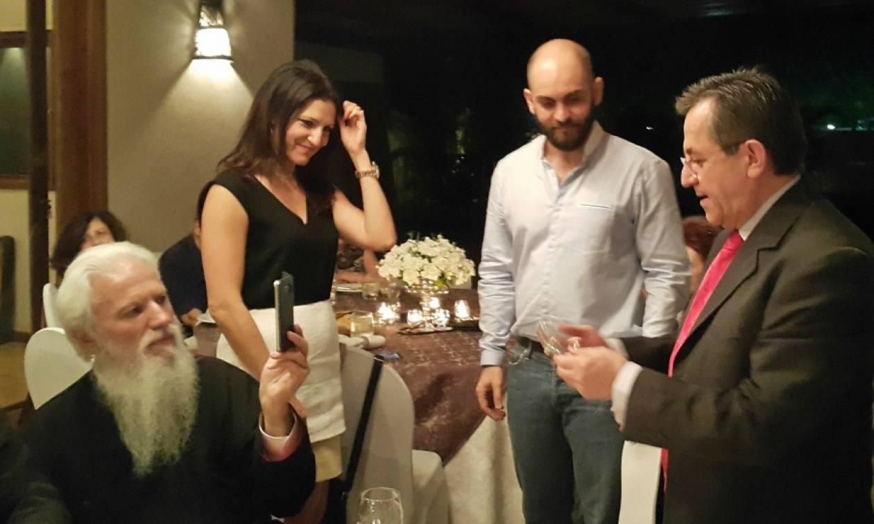 Νικολόπουλος στην ενθρόνιση του Μητροπολίτη Ζάμπιας: Μεγάλη τιμή για την Ελλάδα και την Ορθοδοξία