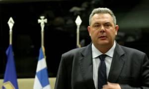 Καμμένος: Να εφαρμοστεί η συμφωνία με το ΝΑΤΟ - Την υπονομεύει η Τουρκία