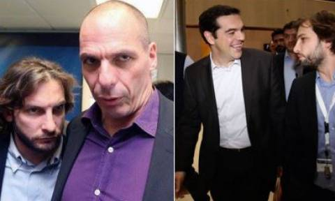 Γεωργιάδης στο Twitter: Χέρι-χέρι ο συλληφθείς για εκβιασμούς δημοσιογράφος με Βαρουφάκη και Τσίπρα