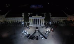 """Εικαστική έκθεση The Mercedes-Benz """"Circle of Art"""" Exhibition"""