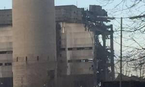 Βρετανία: Φονική κατάρρευση θερμοηλεκτρικού σταθμού (videos+photos)