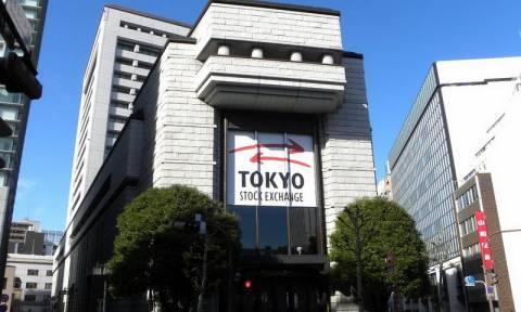 Με πτώση άνοιξε ο δείκτης στο χρηματιστήριο του Τόκιο