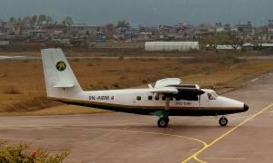 Συντριβή αεροπλάνου στο Νεπάλ – Σοροί εντοπίστηκαν γύρω από τα συντρίμμια