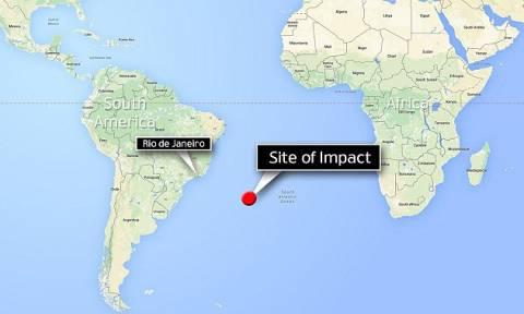 Παγκόσμια ανησυχία: Μια «Χιροσίμα» εξερράγη πάνω από τον Ατλαντικό!