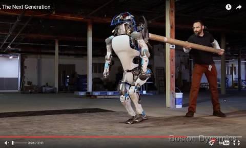 Η Google «βασανίζει» ρομπότ για το καλό της επιστήμης (vid)
