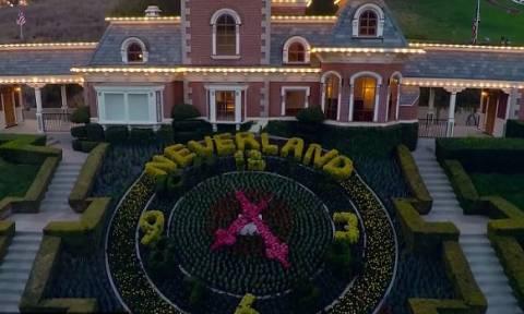 Πώς είναι σήμερα η θρυλική Neverland του Μάικλ Τζάκσον (pics+vid)
