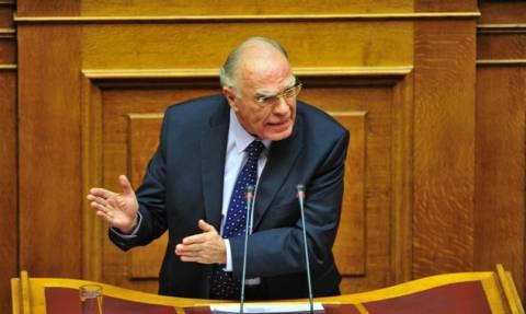 Ένταση στη Βουλή με τον Βασίλη Λεβέντη - Τι είπε για...γορίλες!