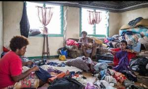 Φίτζι: Χιλιάδες άστεγοι μετά το πέρασμα του τυφώνα