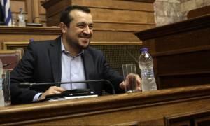 Αντιπαράθεση Παππά - Παπακώστα για εγκαθίδρυση κομματικού κράτους από τους ΣΥΡΙΖΑ - ΑΝΕΛ