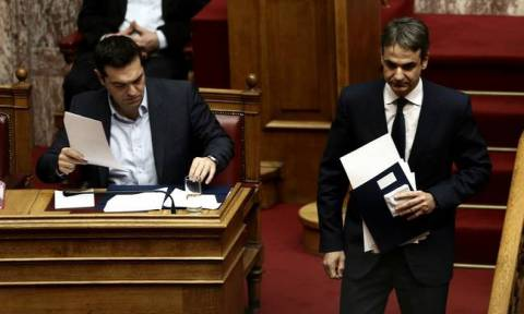 ΣΥΡΙΖΑ εναντίον ΝΔ: Να πάψει το κρυφτό ο κ. Μητσοτάκης για τη λίστα Μπόργιανς